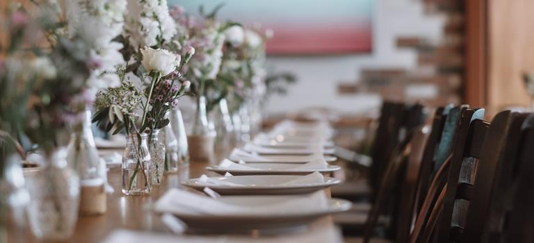 wedding styling & planning